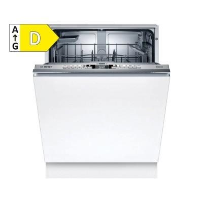 Built-in Dishwasher Bosch 13 Conjuntos Black (SGV2HAX02E)