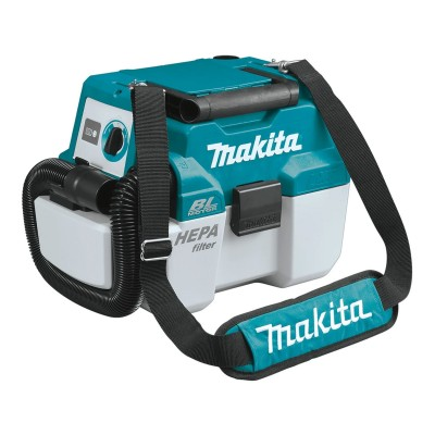 Industrial Vacuum Cleaner Makita Dust Extractor Blue/White (DVC750LZX1)