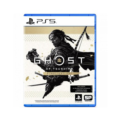 Game PS5 Ghost of Tsushima Director's Cut