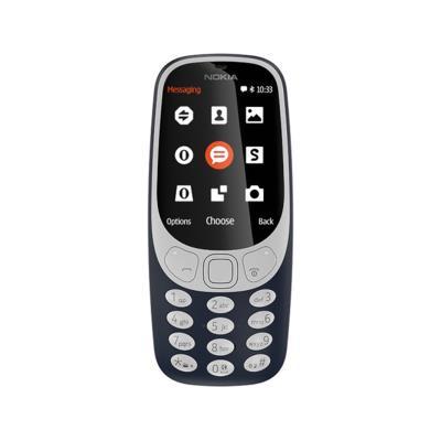 Nokia 3310 (2017) Dual SIM Azul Oscuro