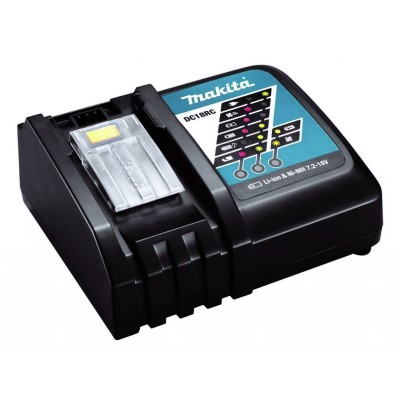 Charger Makita Fast Charger LXT 14,4/18V Black (DC18RC)