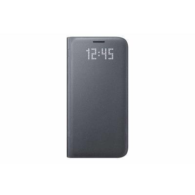 Funda Led View Original Samsung S7 Negro