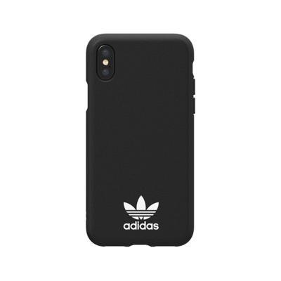 Capa Proteção Adidas Basics Iphone X/Xs Preta