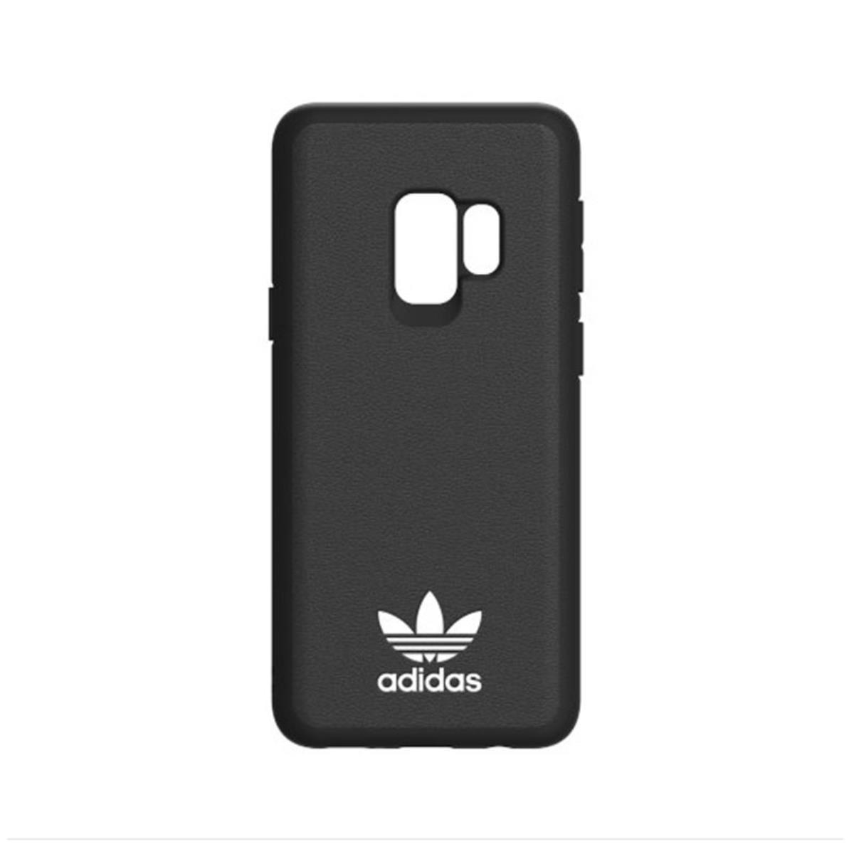 Protección Adidas Basics S9 G960 Funda De Negro Samsung 9H2WEDYI