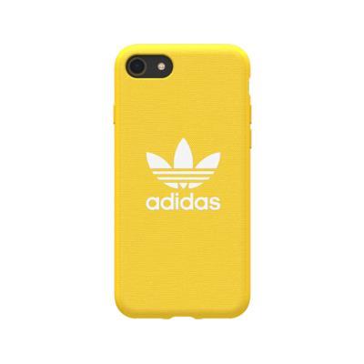 Capa Proteção Adidas Adicolor Iphone 6/7/8 Amarela