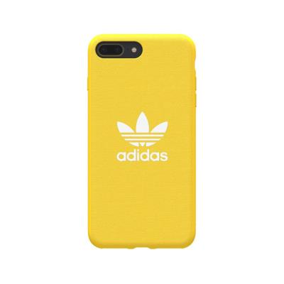 Capa Proteção Adidas Adicolor Iphone 6/7/8 Plus Amarela