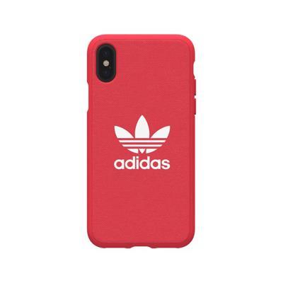 Capa Proteção Adidas Adicolor Iphone X/XS Vermelha