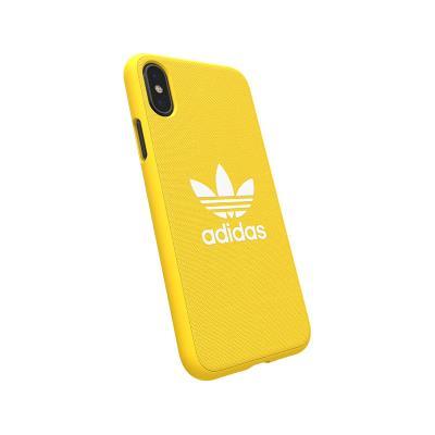 Capa Proteção Adidas Adicolor Iphone X/XS Amarela