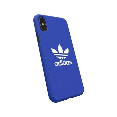 Protective Cover Adidas Adicolor iPhone X/XS Blue