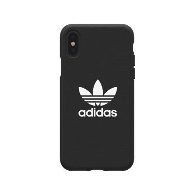 Capa Proteção Adidas Adicolor Iphone X/XS Preta