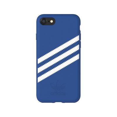 Capa Proteção Adidas Gazelle 3 Riscas Iphone 6/7/8 Azul