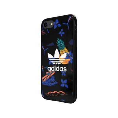 Capa Proteção Adidas Island Time-Snap Iphone 6/7/8 Preta