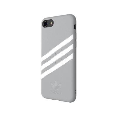 Capa Proteção Adidas Gazelle FW18 3 Risca Iphone 6/7/8 Cinza