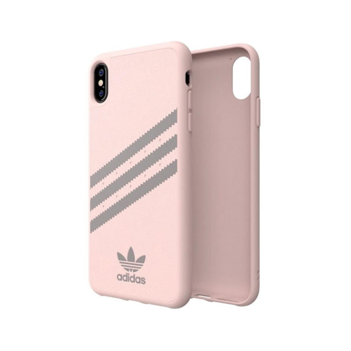 99c04dc2 Adidas Gazelle FW18 3 Protection Case for Iphone XS MAX Pink