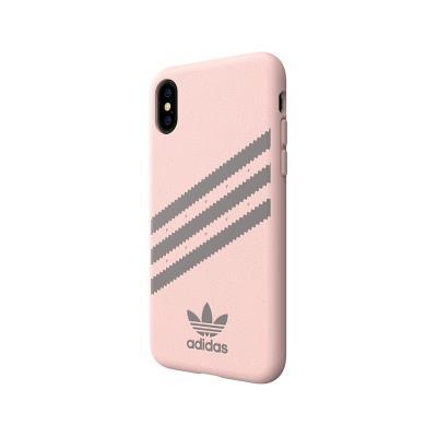 Capa Proteção Adidas Gazelle FW18 3 Riscas Iphone X/XS Rosa