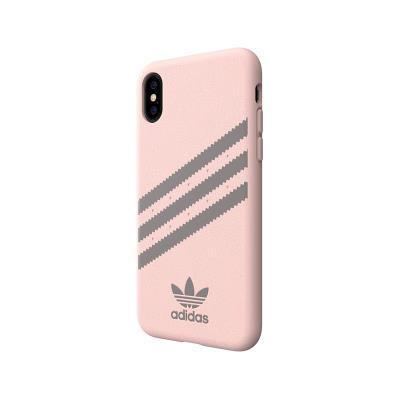 Funda Proteccion Adidas Gazelle FW18 3 Rayas Iphone X / XS Rosa