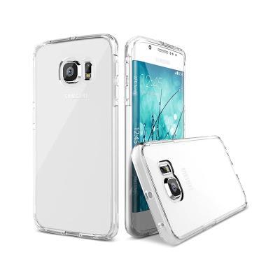 Capa Silicone Samsung S6 Transparente