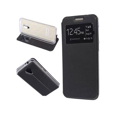 Funda Flip Cover Vodafone Smart N9 Lite VDF620 Negro