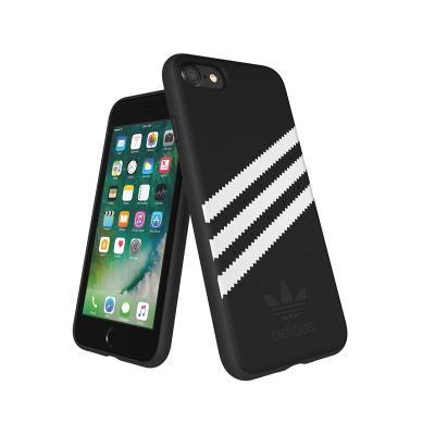 Capa Proteção Adidas Gazelle 3 Riscas iPhone 6/7/8 Preta
