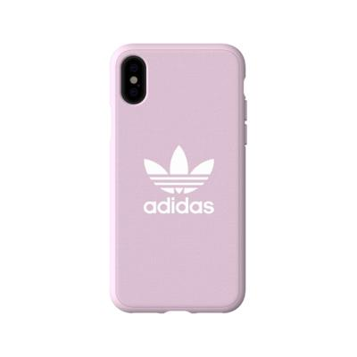 Adidas Adicolor FW18 Iphone X / XS Pink Protection Case