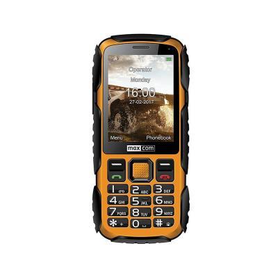 Maxcom MM920 Single SIM Amarelo