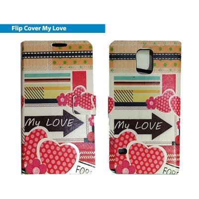 Capa Flip Cover Samsung S5 Desenhos