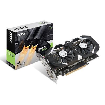 Pláca gráfica NVIDIA GeForce MSI GTX1050 Ti OC 4GB (GDDR5)