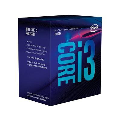 Procesador Intel  (Core i3-8100 Sck1151)