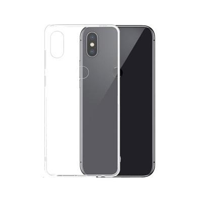 Capa Silicone Xiaomi Mi Mix 2S Transparente