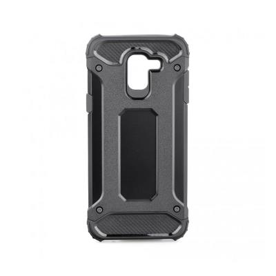 Cover Forcell Armor Case Samsung Galaxy J6 J600 2018 Black