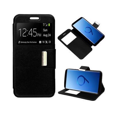 Funda Flip Cover Samsung S9 G960 Negro