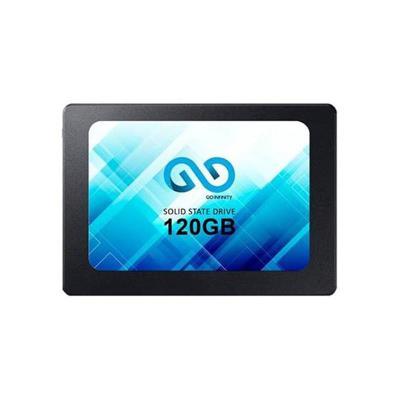Disco SSD Go-Infinity  120GB Negro (Sata III)