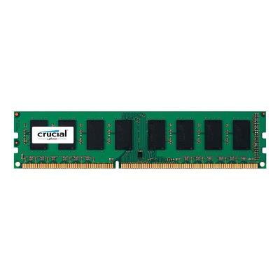 Memória RAM Crucial 8GB DDR3L Preta (CL11)