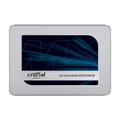 SSD Crucial 500GB Negro (MX500)