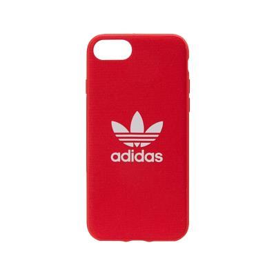Funda Protección Adidas Adicolor Iphone 6/7/8 Plus Roja