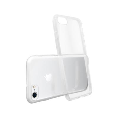 Okkes Air Silicone Case iPhone 7/8 Transparent