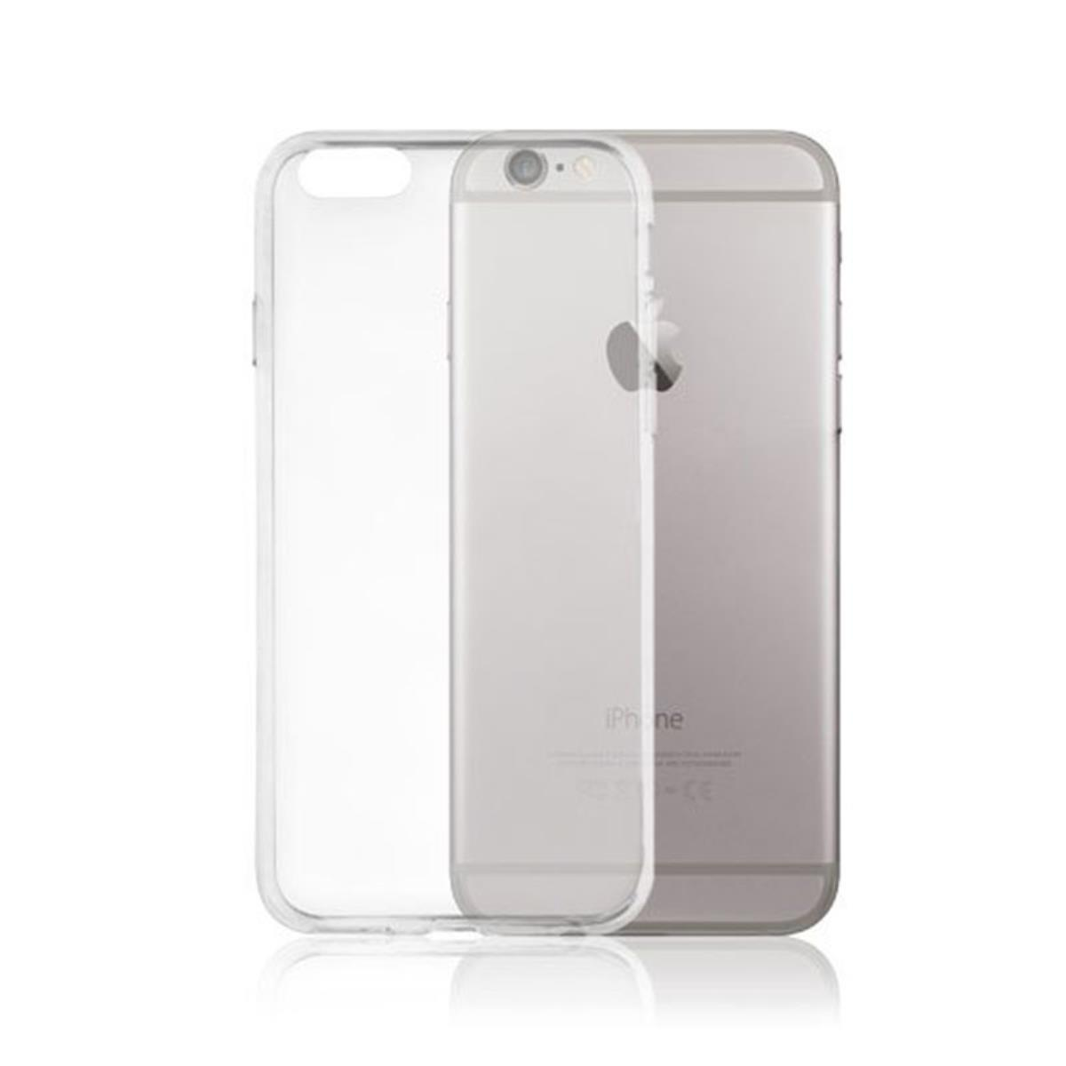 new arrival e72df dc68f Okkes Air Silicone Case iPhone 6 Transparent