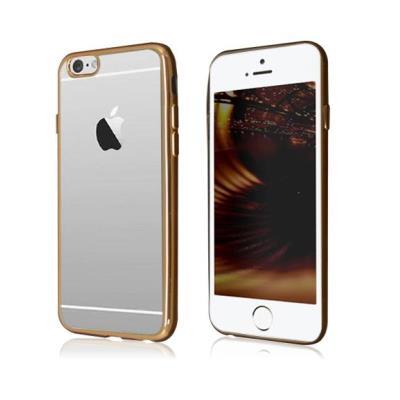 Funda Silicona iPhone 7/8 Okkes Air Plus Marrón