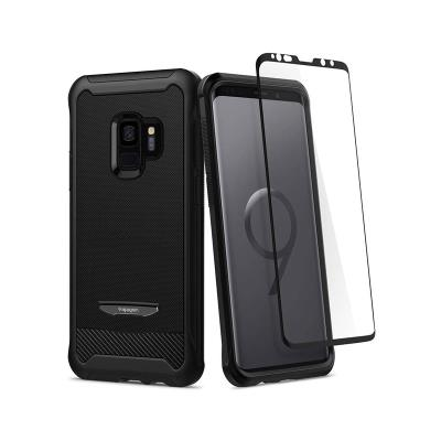 Funda Protective Case Samsung Spigen Galaxy S9 Negro (G960)
