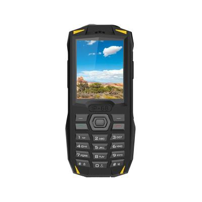 Blackview BV1000 Dual SIM Amarillo