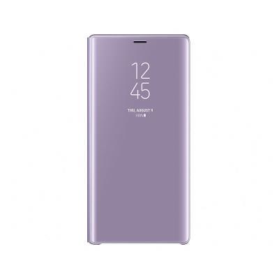 Clear View Original Samsung Cover Note 9 Lavender (EF-ZN960CVE)