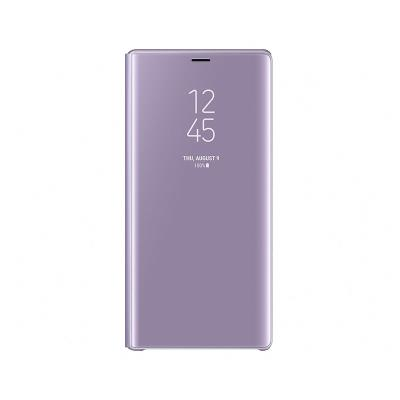 Funda Clear View Original Samsung Note 9 Lavanda (EF-ZN960CVE)
