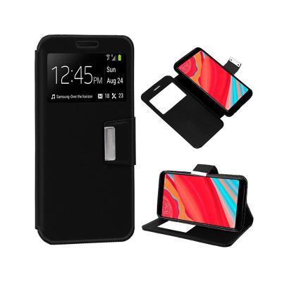 Funda Flip Cover Xiaomi Redmi S2 Negra