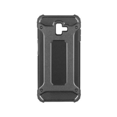 Funda Protección Armor Forcell Samsung J6 Plus 2018 (J605) Negra
