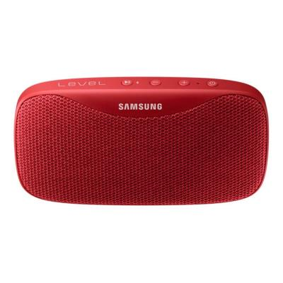 Coluna Bluetooth Samsung Level Box Slim Vermelha (EO-SG930CRE)
