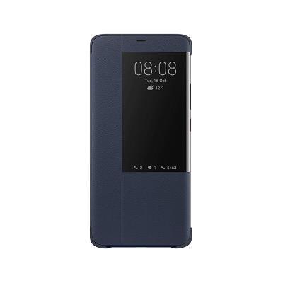 Capa S-View Original Huawei Mate 20 X Preta