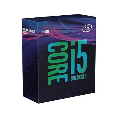 Procesador Intel Core I5-9600K 9MB 3.7GHZ (1151)