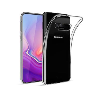 Funda Silicona Samsung Galaxy S10e Transparente