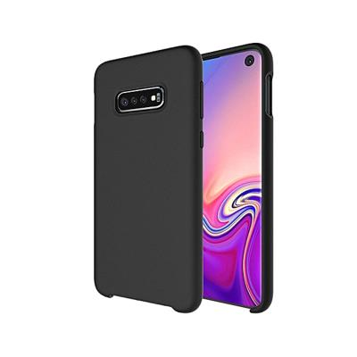Silicone Case Premium Samsung Galaxy S10e Black