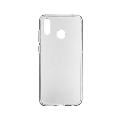 Capa Silicone Huawei Honor Play Transparente